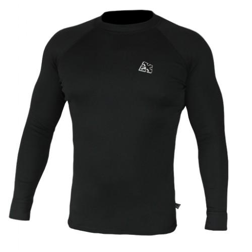Термоактивный свитер Radical Hanger черный  (hanger-black)