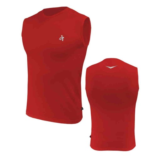 Футболка термоактивная Radical TANKER красный (tanker-red)