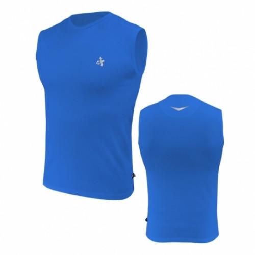 Футболка термоактивная Radical TANKER голубой (tanker-blue)