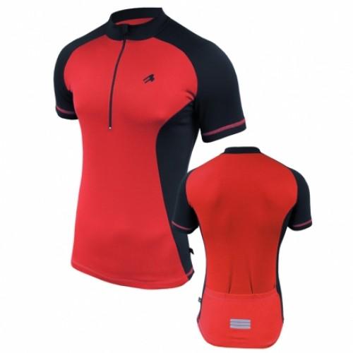 Футболка велосипедная Radical Racer SX красный/черный (Racer-sx-red)