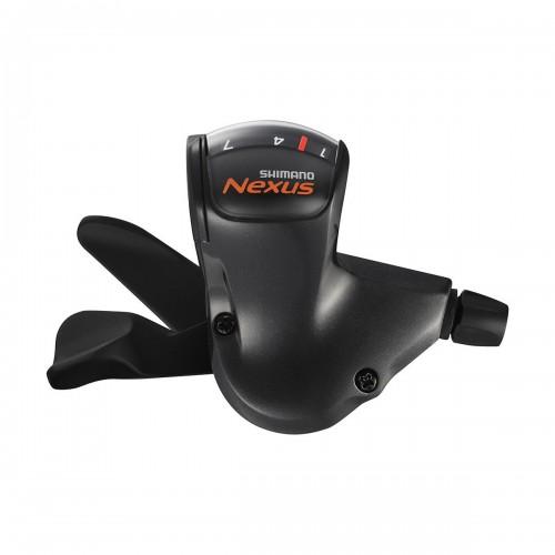 Манетка Shimano Nexus Rapid 7sp черный (MAN003)