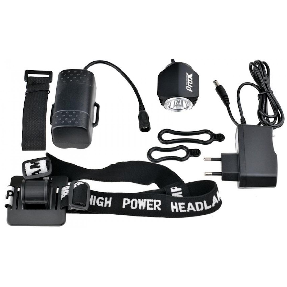 Фара передняя ProX Eco II + Power Cree (A-O-B-P-0314)