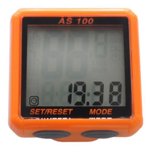 Велокомпьютер Assize AS-80 8 функций (A-L-0054)