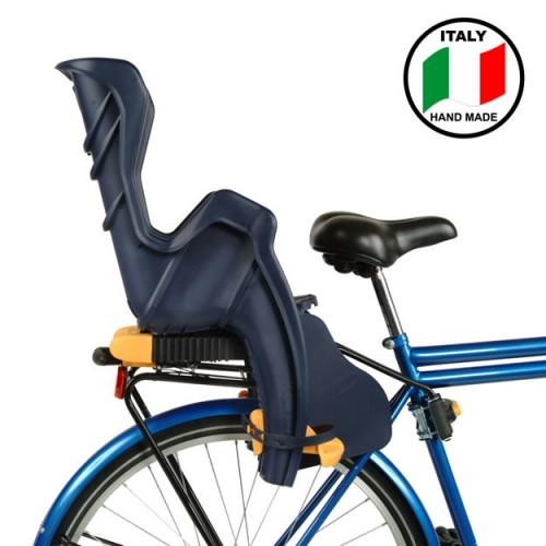 Велокресло на подседельную трубку Bellelli  Little Duck Синий (A-PZ-0023)