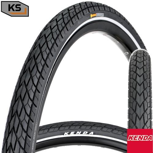 Покрышка Kenda K1172 700 х 40С (44-622) Khan    K-Shield Reflex E-Bike черный (O-O-0520)
