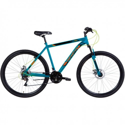 """Велосипед ST 29 """"Discovery TREK, AM, DD, рама 21"""" малахитовый (OPS-DIS-29-094)"""