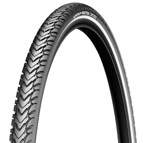 Покрышка Michelin Protek Cross Reflex 700X38C, черный (OPM123)