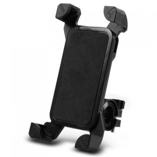 """Велосипедный держатель для смартфона BauTech CH-01 3,5-7"""" черный (CH-01)"""