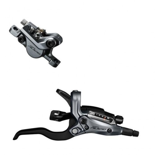 Гидравлика задняя + манетка 9sp Shimano ST-M4050 / BR-M4050 Alivio (ST-M4050 / BR-M4050r)