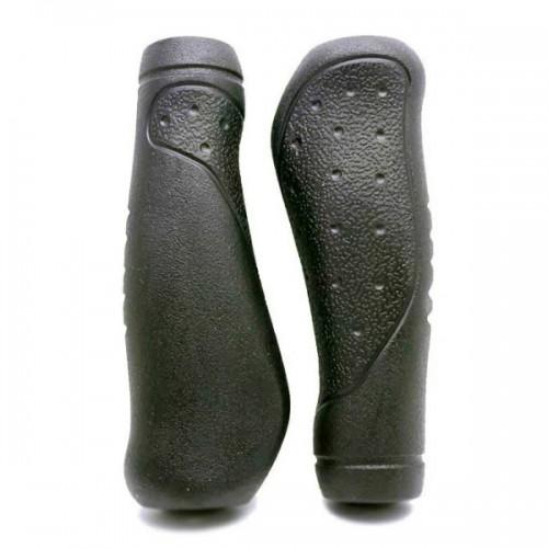 Грипсы Avanti GR-36B анатомические, черні, длина 130 мм. (GR-36B-black)