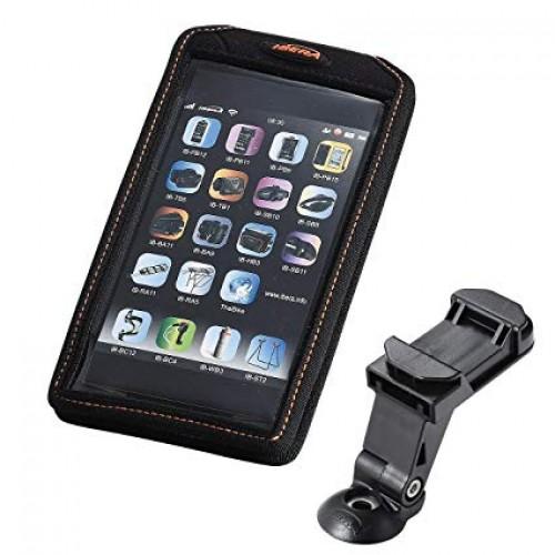 Велосумка на руль Ibera IB-PB17 для телефона, черный (SAI023)