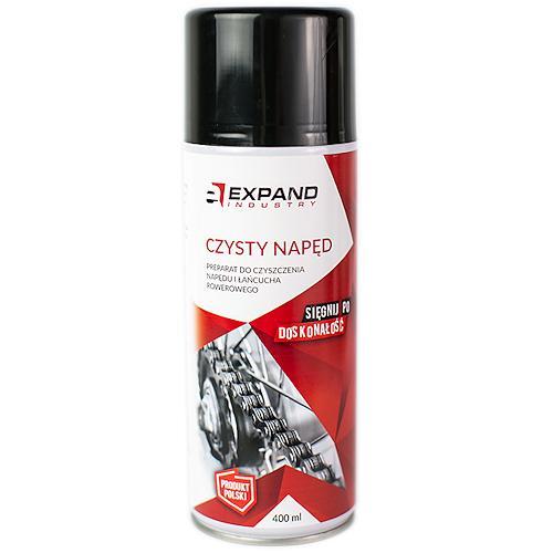 Спрей Expand 400мл. для очистки цепи (A-OS-0066)