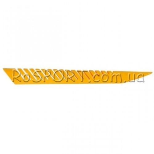 Защита пэра рамы пластиковый желтый (A-PZ-0089)