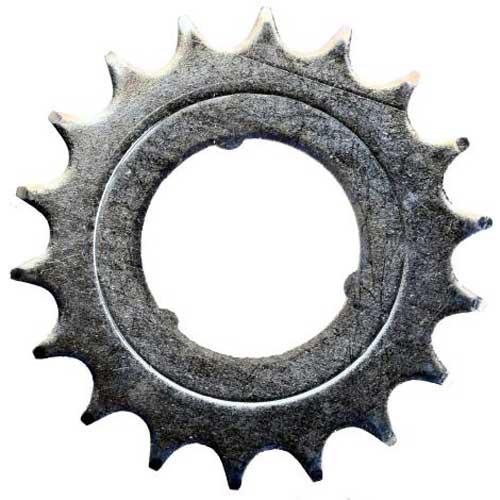 Звезда для торпеды стальная 18 зубов (C-PZ-0030)