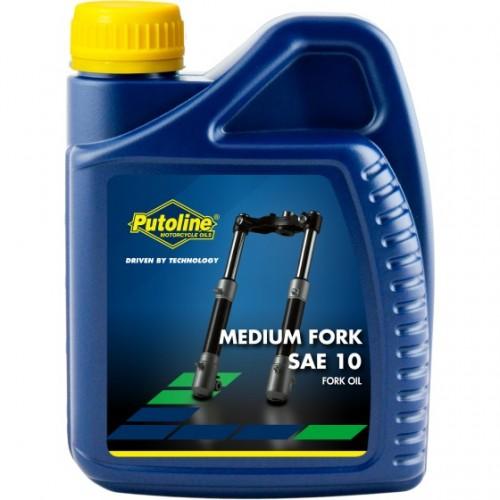 Маслило для вилок Putoline Medium Fork SAE 10W (74051)