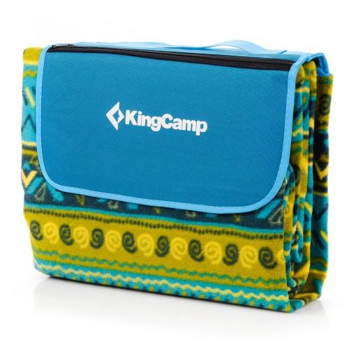 Коврик для пікнікніка King Camp зеленый (82026)