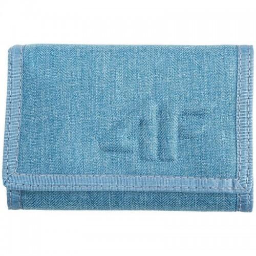 Кошелек 4F синий  (H4Z17-PRT001-1986)