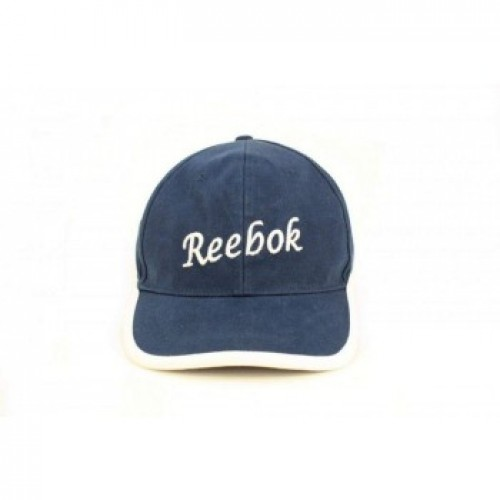 Кепка мужская Reebok D-SHAPE наві/белый (x69725)